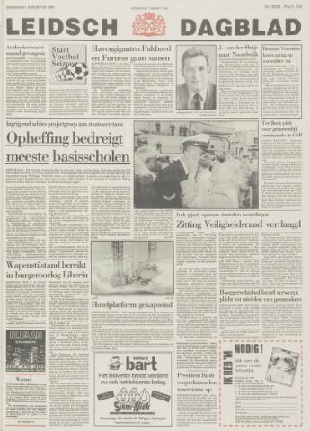 Leidsch Dagblad 1990-08-21