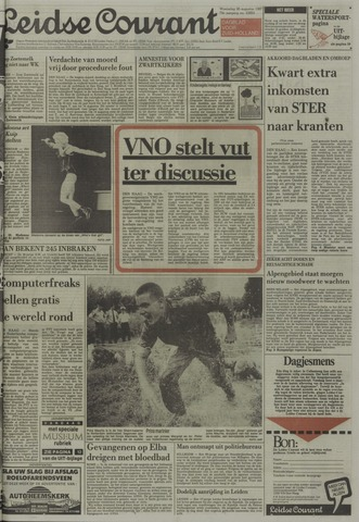 Leidse Courant 1987-08-26