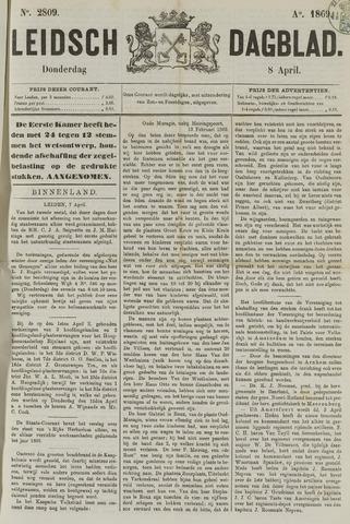 Leidsch Dagblad 1869-04-08