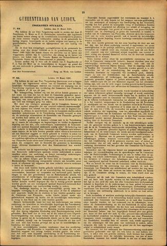 Handelingen van de Raad 1891-03-31