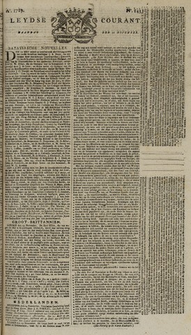Leydse Courant 1789-11-30