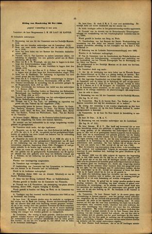 Handelingen van de Raad 1886-05-20