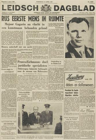 Leidsch Dagblad 1961-04-12