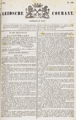 Leydse Courant 1875-07-31