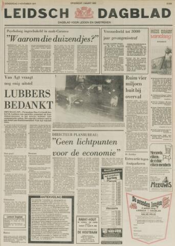 Leidsch Dagblad 1977-11-03