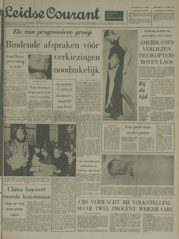 Leidse Courant 1971-03-04