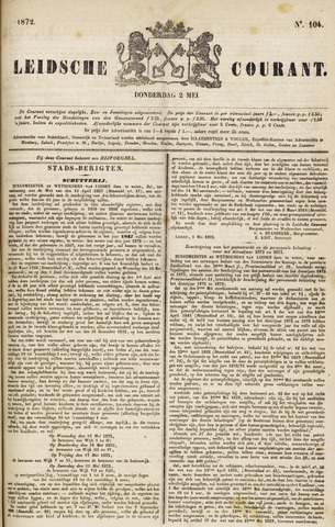 Leydse Courant 1872-05-02