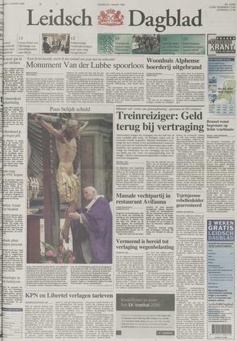 Leidsch Dagblad 2000-03-13