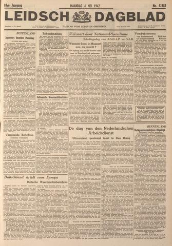 Leidsch Dagblad 1942-05-04