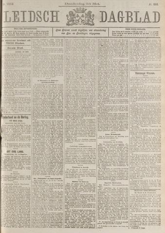 Leidsch Dagblad 1916-05-25