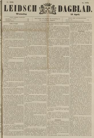 Leidsch Dagblad 1870-04-13