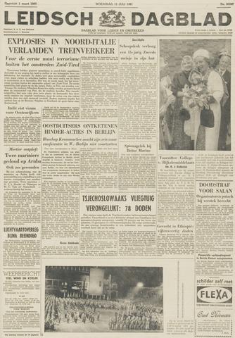 Leidsch Dagblad 1961-07-12