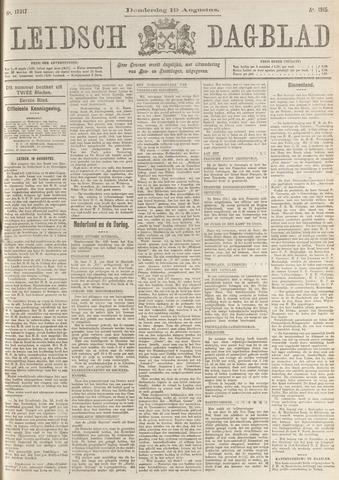 Leidsch Dagblad 1915-08-19