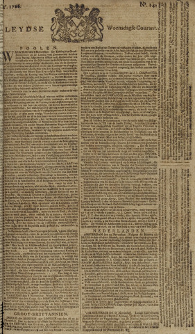Leydse Courant 1766-11-26
