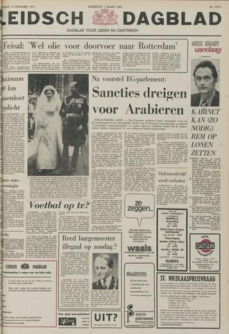 Leidsch Dagblad 1973-11-14