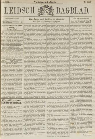 Leidsch Dagblad 1892-06-24
