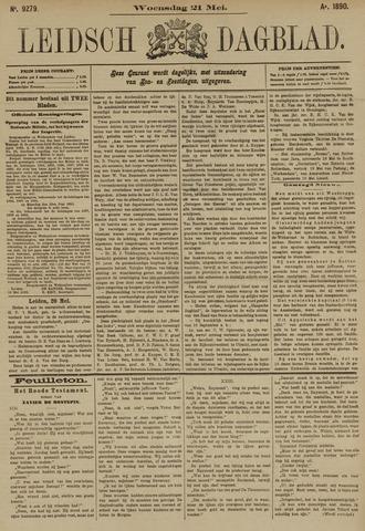 Leidsch Dagblad 1890-05-21
