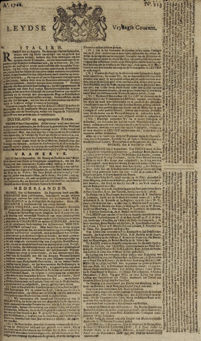 Leydse Courant 1766-09-19