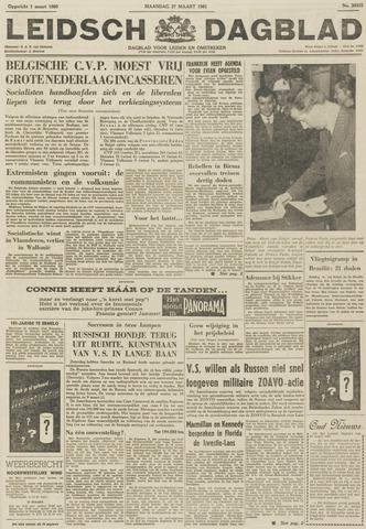 Leidsch Dagblad 1961-03-27