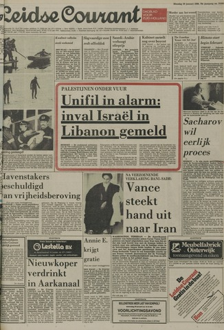 Leidse Courant 1980-01-29