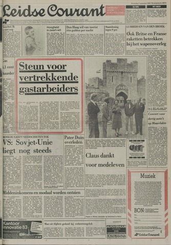 Leidse Courant 1983-09-07