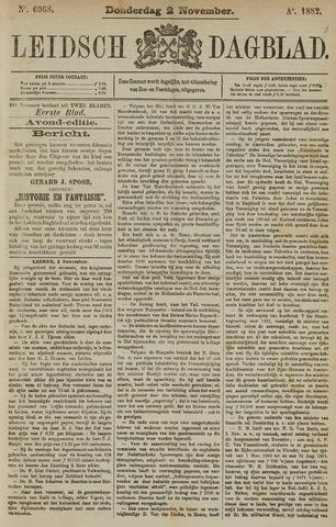 Leidsch Dagblad 1882-11-02