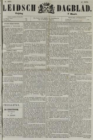 Leidsch Dagblad 1873-03-07