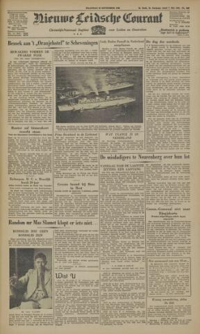 Nieuwe Leidsche Courant 1946-09-30