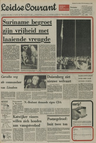 Leidse Courant 1975-11-25