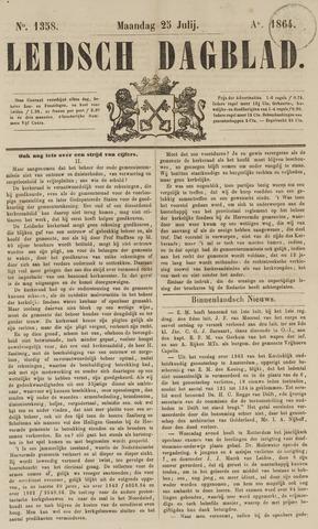 Leidsch Dagblad 1864-07-25