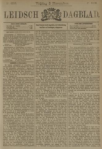 Leidsch Dagblad 1880-11-05