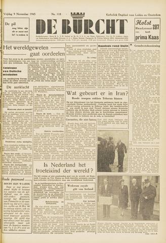 De Burcht 1945-11-09
