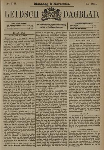 Leidsch Dagblad 1880-11-08
