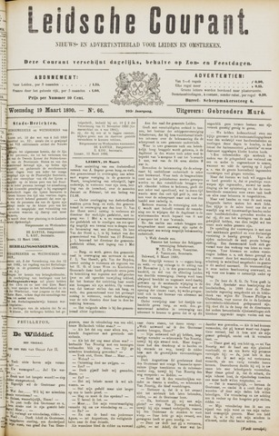 Leydse Courant 1890-03-19
