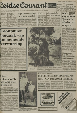 Leidse Courant 1980-01-16