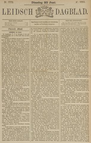 Leidsch Dagblad 1885-06-23