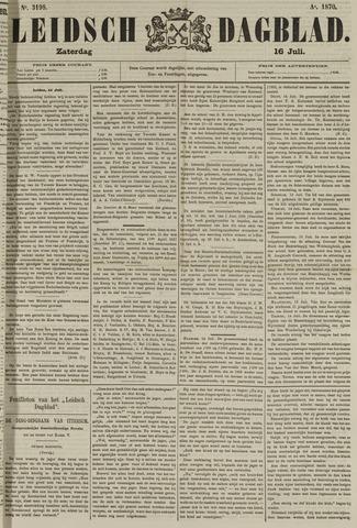Leidsch Dagblad 1870-07-16
