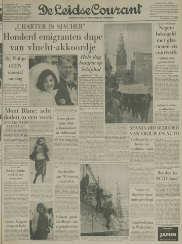 Leidse Courant 1966-08-08