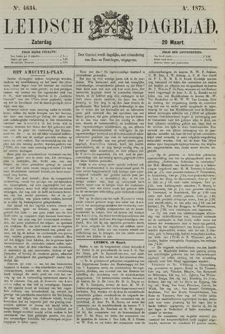 Leidsch Dagblad 1875-03-20