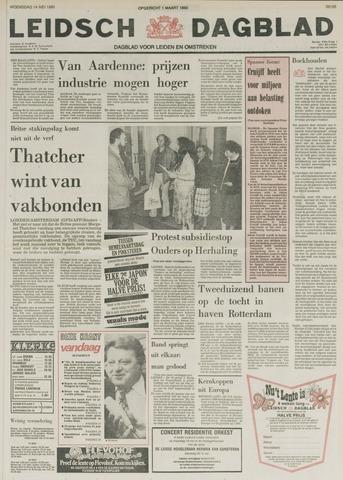 Leidsch Dagblad 1980-05-14
