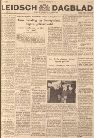 Leidsch Dagblad 1949-02-17