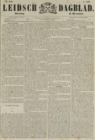 Leidsch Dagblad 1869-11-15