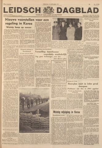 Leidsch Dagblad 1951-01-12