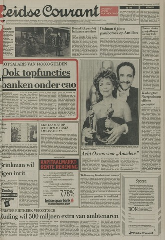 Leidse Courant 1985-03-26