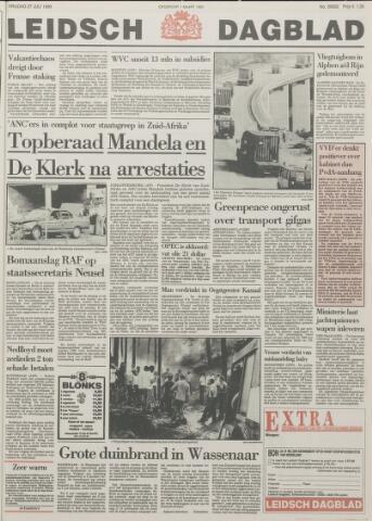 Leidsch Dagblad 1990-07-27