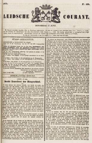 Leydse Courant 1875-06-17
