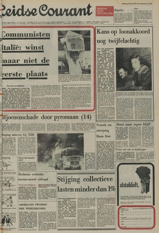 Leidse Courant 1976-06-22