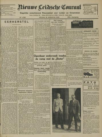 Nieuwe Leidsche Courant 1939-08-18