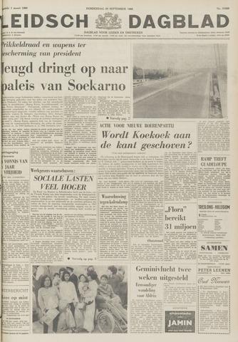 Leidsch Dagblad 1966-09-29