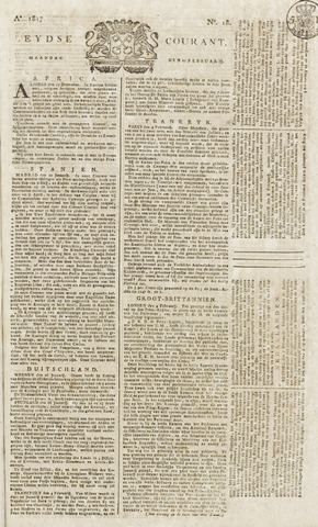 Leydse Courant 1817-02-10